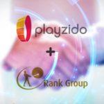 Rank Digital enters into strategic partnership with Playzido