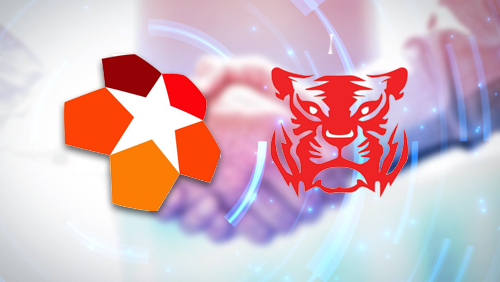 SBTech integrates Red Tiger slot content
