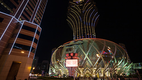 SJM wants up to 500 new gaming tables for Cotai project
