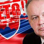 Slovakia's president vetoes new gambling legislation