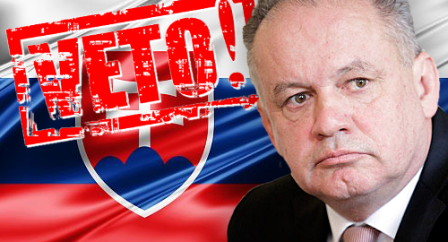 slovakia-president-gambling-legislation-veto