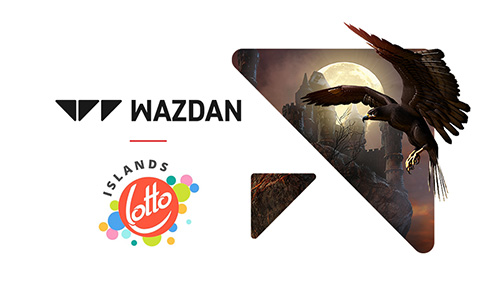 Wazdan goes live with Islands Lotto.