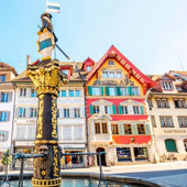 Zug is the fastest-growing tech destination in Europe