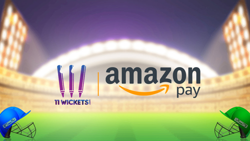 11Wickets fantasy sports site now onboard with Amazon Pay