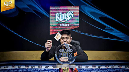 3:Barrels: Yi Tong wins Grand Prix; Leonard wins HR; Big Game returns