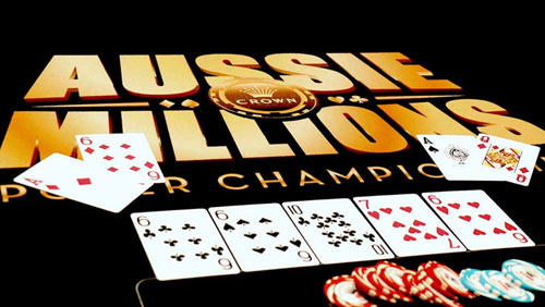 Aussie Millions update: Ari Engel, Daniel Mayoh and Paul Hockin win gold