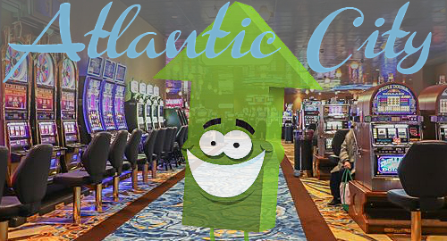 Atlantic City casinos post third year of gaming revenue gains