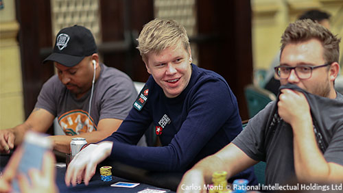 Ben 'Spraggy' Spraggs on the poker journey, keeping it real and more