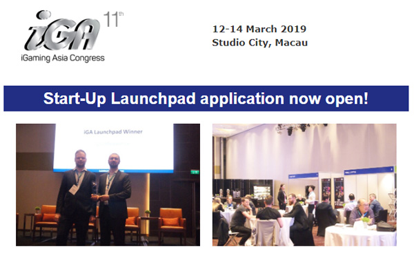 Start-Up Launchpad application now open!