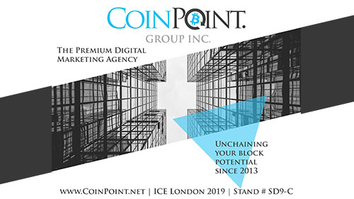 CoinPoint: Marketing a blockchain decentralized application (dApp) in a hyper iGaming competitive environment