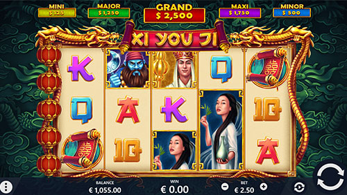 Embark on Legendary Journey to the West with Pariplay's New Xi You Ji Slot