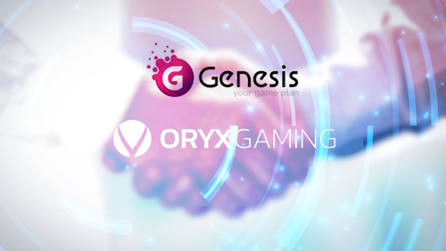 Genesis Global grows its player offering with Oryx Gaming partnership