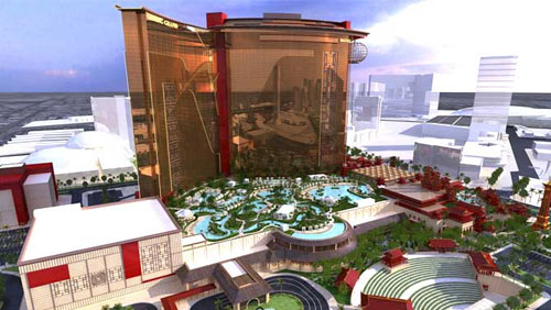 Genting agrees to alter Resorts World Las Vegas design