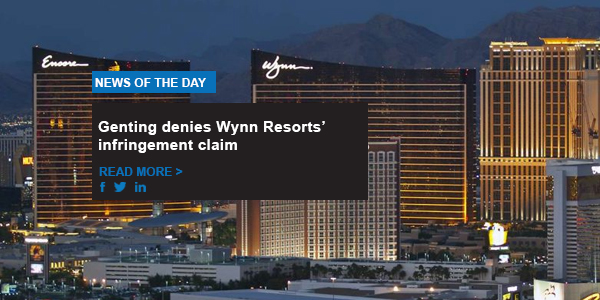 Genting denies Wynn Resorts' infringement claim