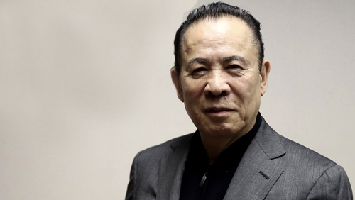Kazuo Okada wants the PSE to stop Universal's Tiger Resort