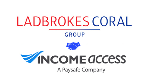 Ladbrokes Coral relaunches affiliate programme with Income Access