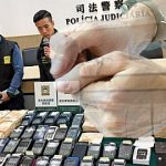 Macau, Chinese police rumble underground banking network