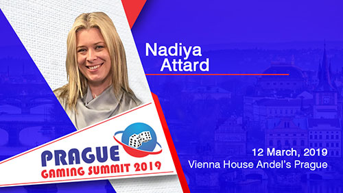 Online Slots Games for Millennials with Nadiya Attard (NetEnt) at Prague Gaming Summit 3