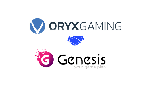 ORYX Gaming creates new partnership with Genesis Global