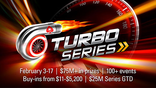 partypoker release KO and Powerfest series info; Stars $25m Turbo plans