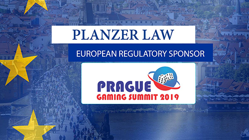 Planzer Law announced as European Regulatory Sponsor at Prague Gaming Summit 3