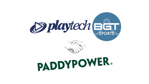 Playtech BGT Sports extends Paddy Power retail self service terminals agreement