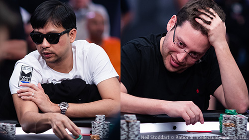 PokerStars PSPC Report: 2 x Platinum Pass winners make the PSPC final table