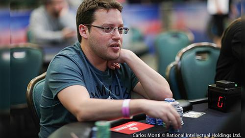 PokerStars PSPC Report: Baumstein leads final 38 as bubble bursts