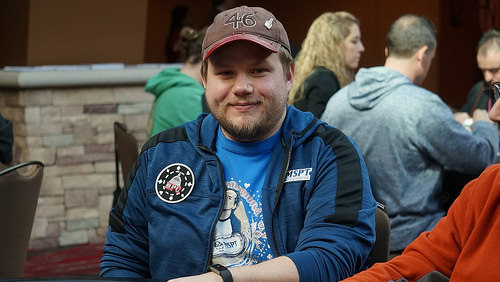 PokerStars PSPC Report: a few and far between moment with Chad Holloway