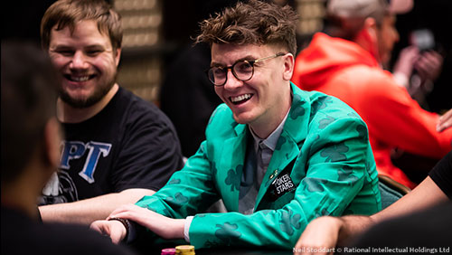 PokerStars PSPC Report: Fintan Hand, the pied piper of the PSPC