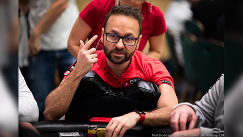 PokerStars PSPC Report: the giddy life of Daniel Negreanu