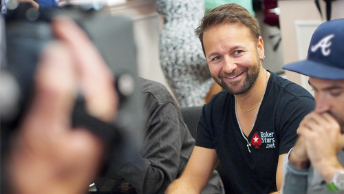 PokerStars PSPC Report: the giddy life of Daniel Negreanu