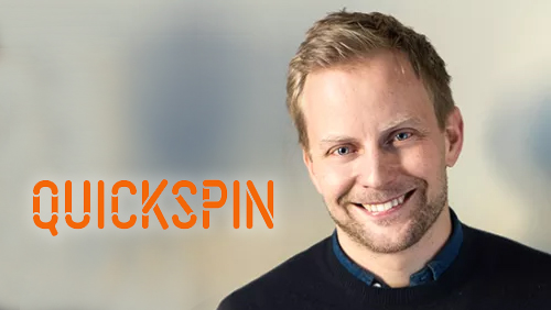 Quickspin announces appointment of Erik Gullstrand as leading CPO