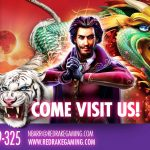 Red Rake Gaming showcases its extensive product portfolio and its newest regulated markets in its debut exhibition at ICE London 2019