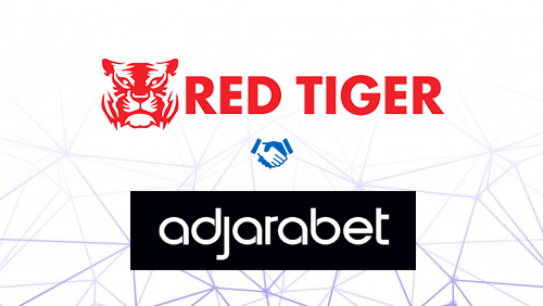 Red Tiger Gaming signs Adjarabet deal