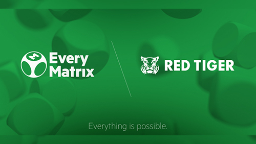 Red Tiger signs content distribution deal with EveryMatrix's CasinoEngine