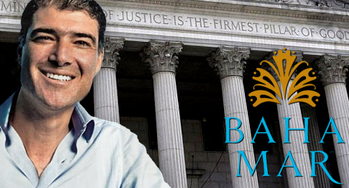 Sarkis Izmirlian lands first legal punch in Baha Mar fraud suit