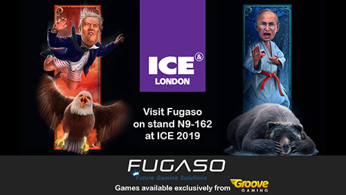 Scorching slot-maker Fugaso makes ICE debut with pulsating portfolio