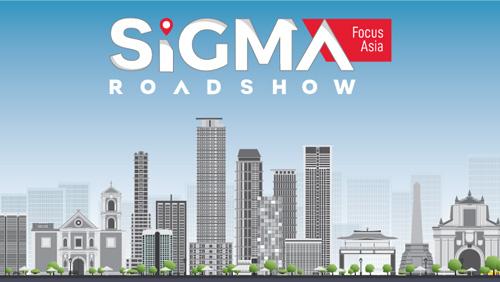 SiGMA Roadshow is heading to Manila