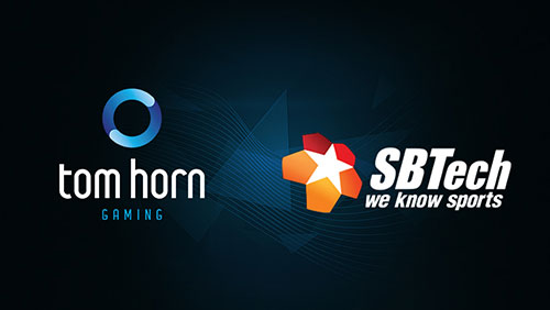Tom Horn Gaming pens SBTech deal