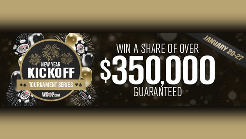 WSOP.com award online bracelet seats in NY Kickoff; Song wins Thunder Valley HR