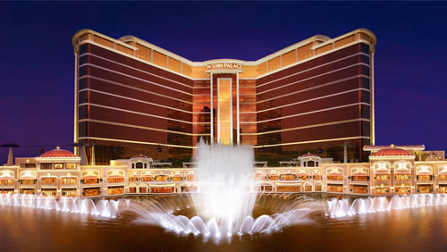 Wynn Palace lifts operator's Q4 revenue