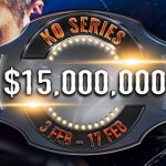 3 Barrels: partypoker Elite VIP program; $1m SPINS; $15m GTD KO Series