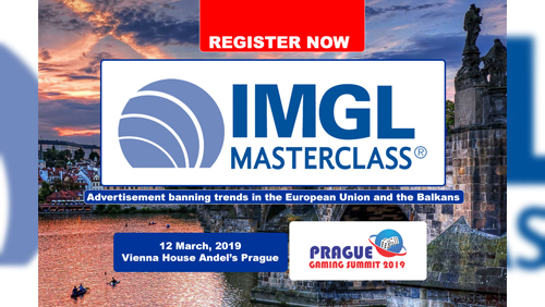 Advertisement banning trends in the European Union and the Balkans, subject of the IMGL MasterClass in Prague