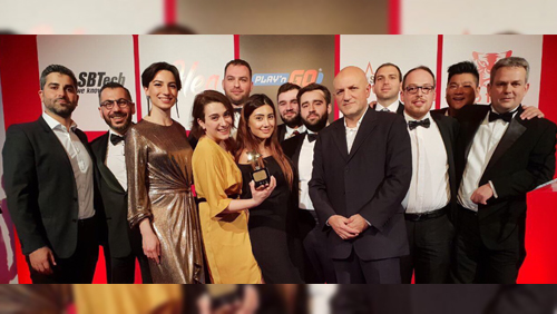 BetConstruct becomes Technology Provider of the year at iGA 2019