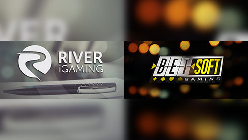 Betsoft Gaming Signs Content Agreement with Multi-pronged Business River iGaming