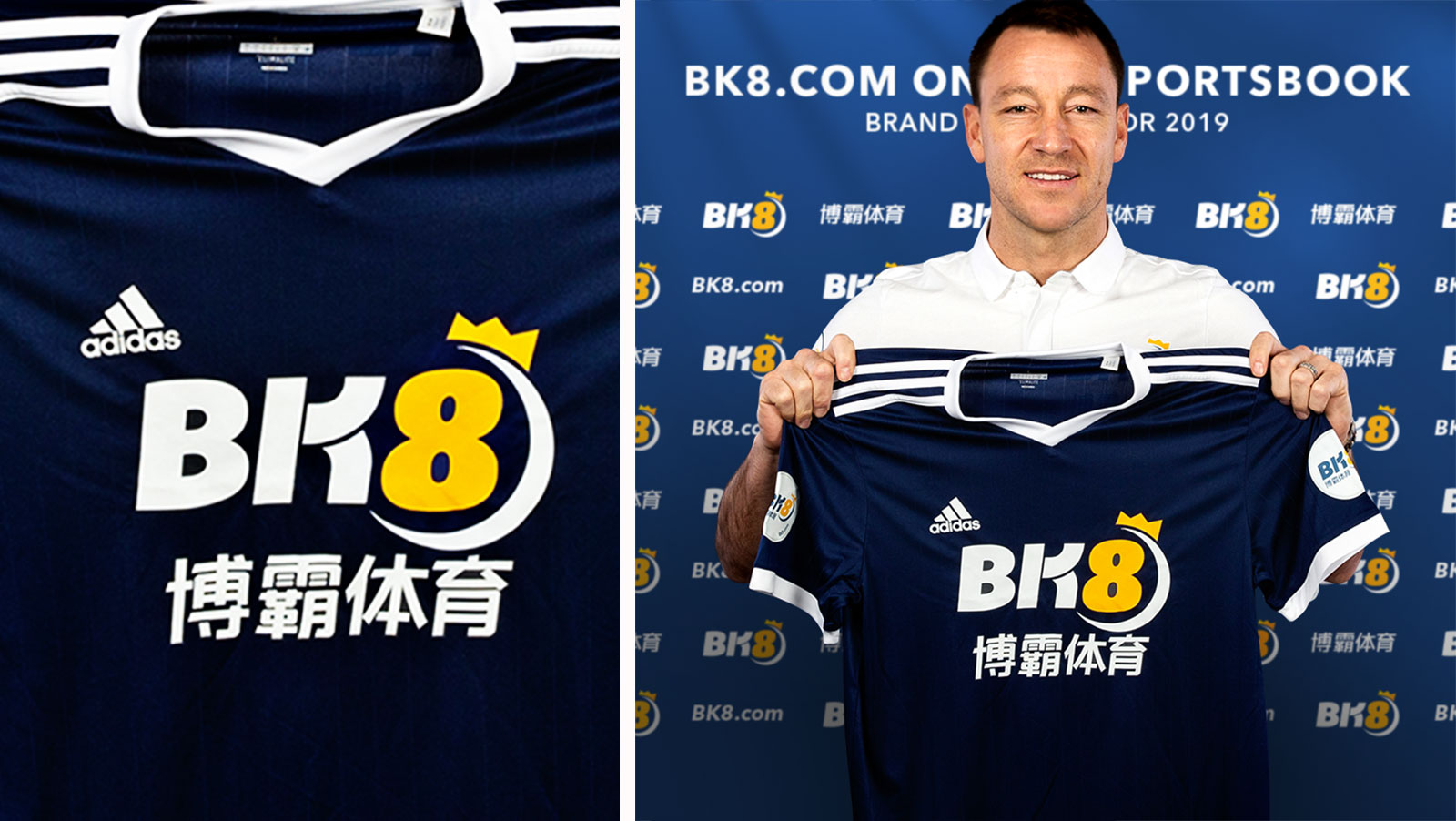 A Big Welcome to BK8.com Ambassador John Terry