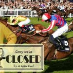 All British racing shut down after equine influenza outbreak