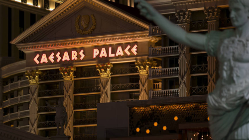 Caesars might be moving closer to the search for a new owner