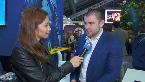 Ultraplay CEO Mario Ovcharov: The future is esports and cryptos